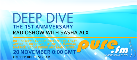 The 1st Anniversary of Deep Dive