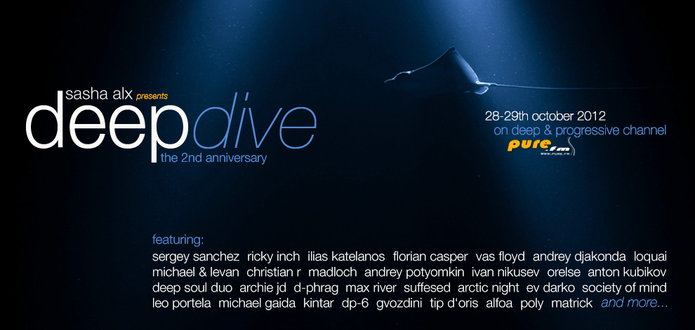 Deep Dive Radioshow